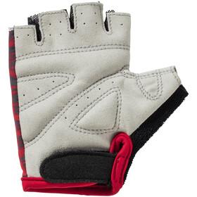 VAUDE Grody Gloves Kinder indian red